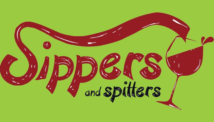 Sippers and Spitters Logo