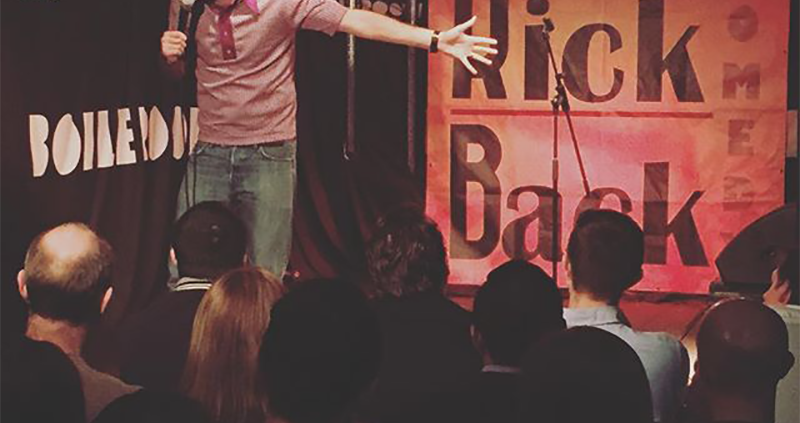 Kick Back Comedy Club in Guildford