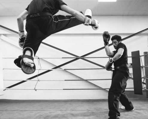 Martial X Academy Instructors